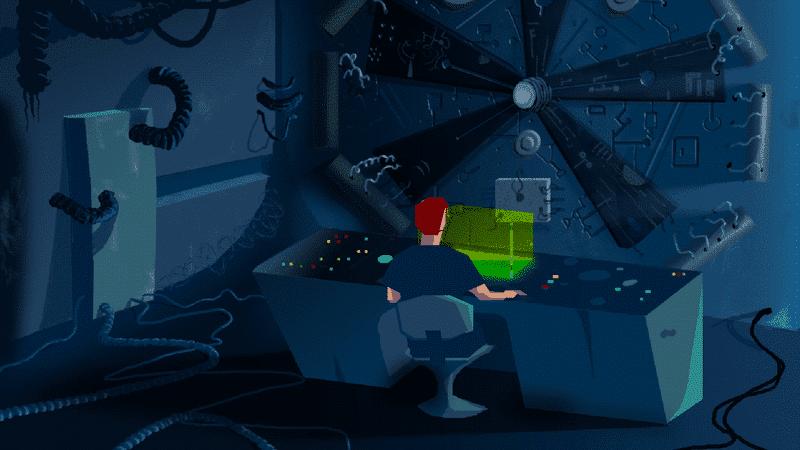 アナザーワールド(Amiga 500版)1991年